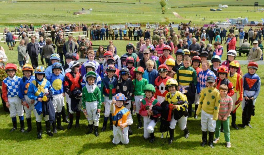 pony racing finals at Garthorpe