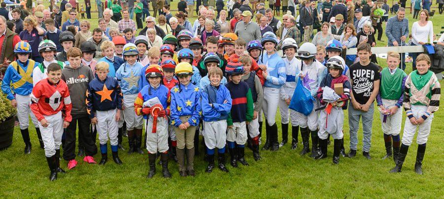 Pony Racers at Garthorpe